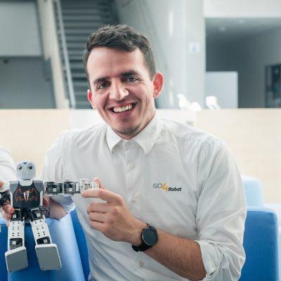 MarekMajGO4Robot